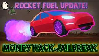 ROBLOX - JAILBREAK *MONEY HACK* INFINITE MONEY ROCKET FUEL UPDATE