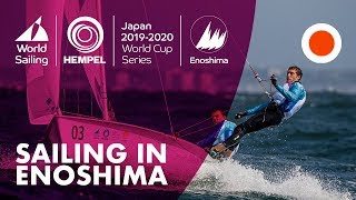 Sailing in Enoshima | Hempel World Cup Series Enoshima 2019