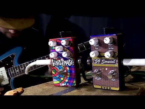 """TTG """"Pick Of The Day"""" ZVEX Effects - Vibrophase"""