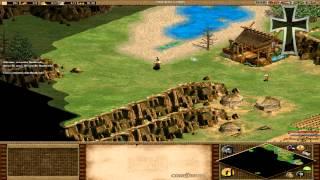 """Age of Empires II - Genghis Khan - Misión 5: """"La promesa"""" (Parte 1)"""