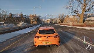 Forza Horizon 4 - 2018 Renault Megane R.S. Gameplay [4K]