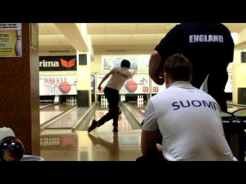 Some Bowling from the European Men Championships Vienna (1)