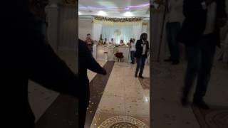 Африканский тост на Ногайской свадьбе в Нефтекумске