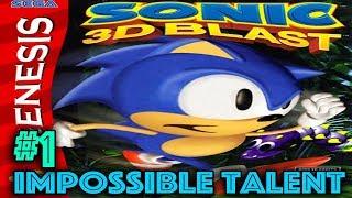 I pwn Sonic 3D Blast (Director