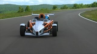 A 1.1-mile Private Racetrack In His Front Yard -- JALOPNIK ON /DRIVE