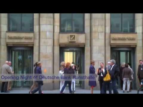 Deutsche Bank KunstHalle - Making of