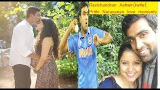 All-rounder Ravichandran Ashwin India spin bouler |  Ashwin  wife Prithi Narayanan real life