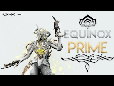 Warframe:  Equinox Prime Sleep/Maim Build - BEST WARFRAME