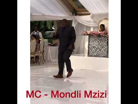 Best Wedding MC, Mondli Mzizi, Vosho!!!