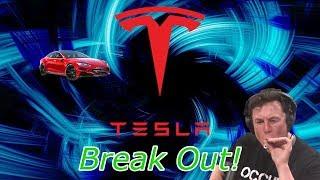 TESLA UPDATE : TSLA Has Broken Critical Resistance! Technical Analysis