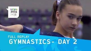 Gymnastics Artistic - Women