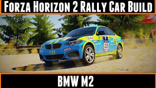 Forza Horizon 2 Rally Car Build BMW M2 (Storm Island)