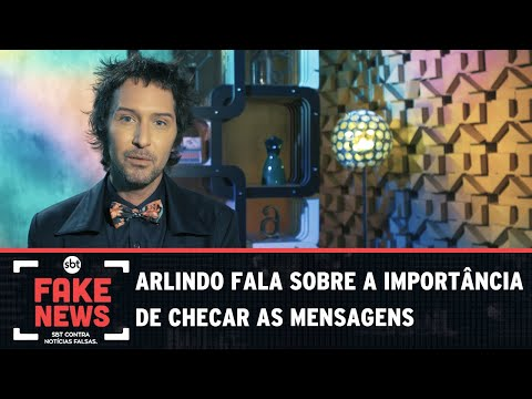 """SBT Contra Notícias Falsas: Arlindo Grund fala sobre a """"moda"""" das Fake News e como evitá-las"""