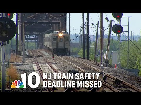 NJ Transit Remains Under Pressure After Missing Federal Safety Deadline