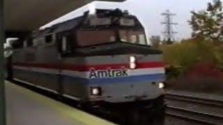 Amtrak in Upstate NY 2000 - Part 6