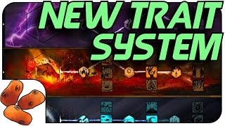 Trait Overhaul & Specialisation System Revealed