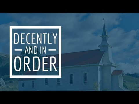 (6) Decently and in Order - Safety | Fairhaven Baptist College | Fairhaven Baptist Church