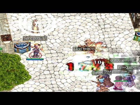 #RagnarokOnline Ninja Magic Build PvP