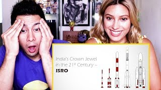IS INDIA'S ISRO THE MOST SUCCESSFUL SPACE AGENCY AFTER NASA? | Reaction!