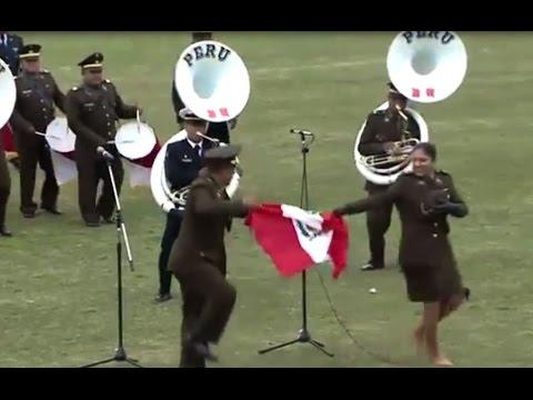 Banda de Ejercito Peruano -  La Valicha - Bicentenario de Argentina 2016 (2da. Parte)