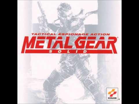 Metal Gear Solid Alert Mode Music