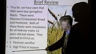Feast Days pt 4: Blow the Trumpets-Pastor Bill Hughes