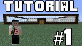 Como Fazer uma Casa no Minecraft #1