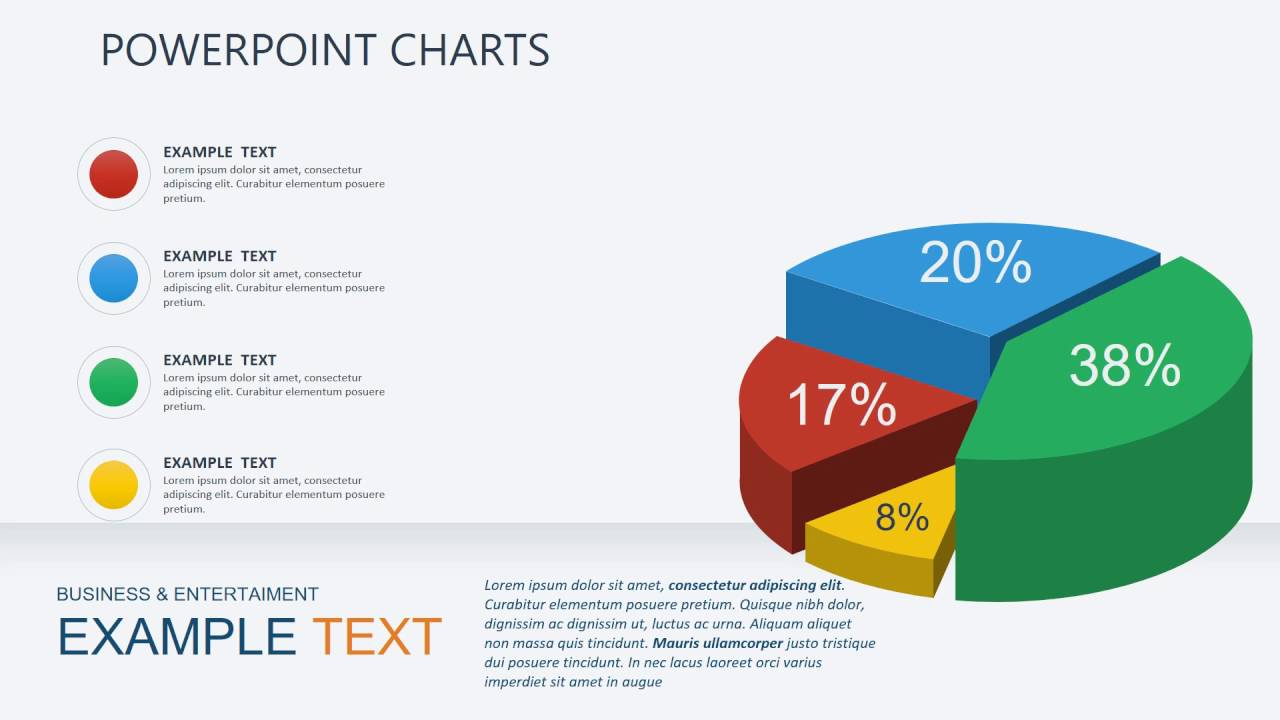 Graph Function Powerpoint Charts Template Youtube