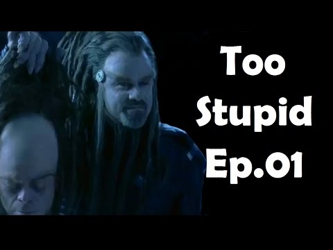 Advanced Sci-fi Civilisations Too Stupid To Really Exist Ep.01- The Psychlols