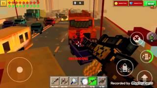 Pixel gun 3d şehir DREAMGAME