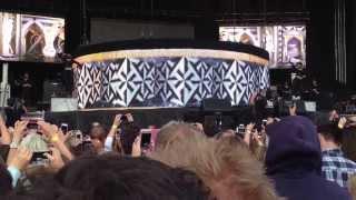 Rihanna Intro Bergen 2013