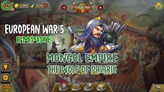 European War 5 : Empire The Golden Horde - The Wolf of Priaries