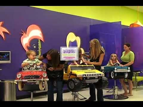 Shear Madness Haircuts For Kids Ks Mo Commercial Youtube