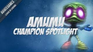 Amumu Champion Spotlight