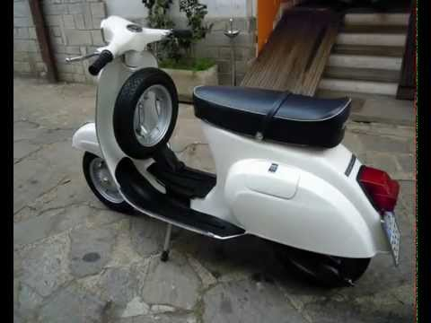 restauro vespa 125 primavera del 1979 a gallarate youtube. Black Bedroom Furniture Sets. Home Design Ideas