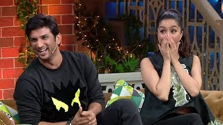 The Kapil Sharma Show - Movie Chhichhore Uncensored | Sushant Singh Rajput, Shraddha, Varun Sharma
