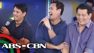 Download lagu Cast of 'Palibhasa Lalake' reunited on GGV