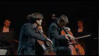 2cellos we found love rihanna ft calvin harris live video