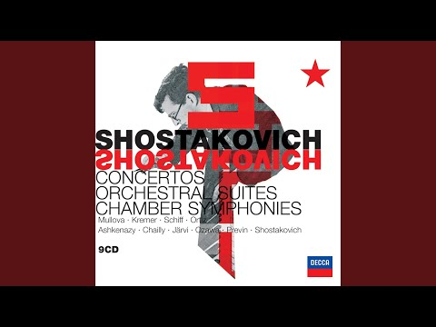 "Shostakovich: ""The Great Citizen"", op.55 - music from the film - Funeral march (III)"