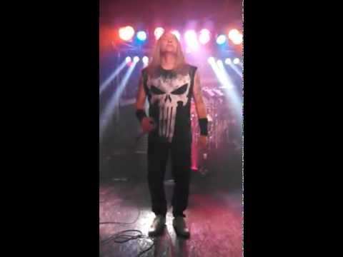 PAST TENSE - Let The SIn Begin LIVE 9/19/14