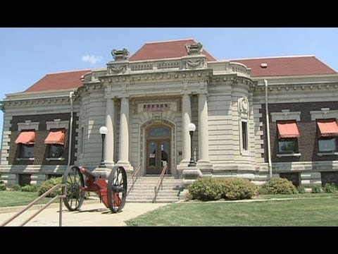 "Illinois Adventure #1604 ""Vermilion County War Museum"""
