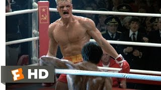 Rocky IV (10/12) Movie CLIP - To the End (1985) HD
