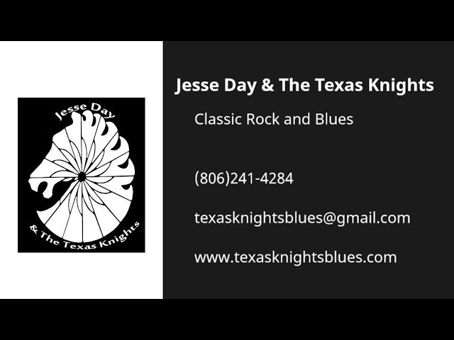 Jesse Day & The Texas Knights