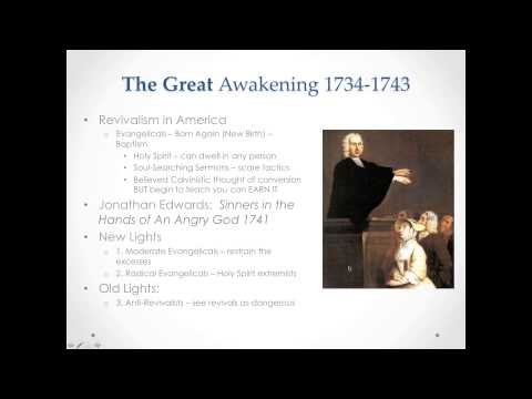 second great awakening essay question
