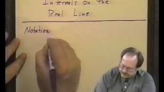 College Algebra - Lecture 1 - Numbers