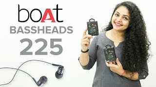Boat Headphones Review | Boat Bassheads 225 Review | Boat Headphones Unboxing