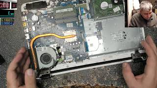 Hp laptop board repair - redesigning the manufacture schematic. Let's modify a laptop :)