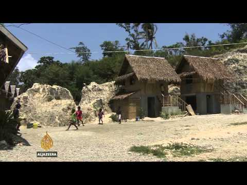 Filipino indigenous Ati tribe fear relocation