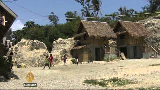 Filipino indigenous Ati tribe fear relocation