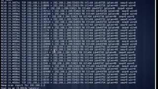 Сканиране на мрежи с nmap